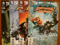 DC COMICS - THE NEW 52 - BATMAN AND ROBIN - VARIOUS ISSUES
