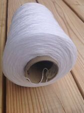 SEWING THREAD LARGE INDUSTRIAL CONE SPOOL POLYESTER 1.8# SERGING SEWING PROJECTS