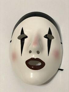 Vintage Vandor Porcelain Hand painted Mask Japan; Kennedy/Delgaty 1978