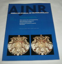 May 2013 AJNR American Journal Of Neuroradiology magazine
