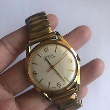 Oris Swiss Made Mens Vintage Dress Watch Mechanical