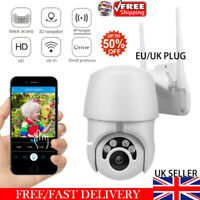 1080P WIFI IP Camera WHITE Wireless Outdoor CCTV HD Home Security IR Cam UK SELL