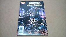 Darkman vs. Army of Darkness #2A(Dynamite)2006 -- GEORGE PEREZ COVER -- VF/VF+
