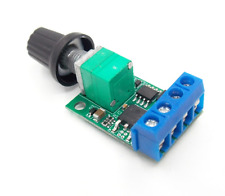 DC motor speed governor PWM speed regulation LED dimming 10A/5V-16V modules