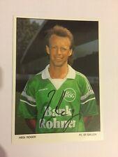 Autogramm ROGER HEGI-FC St.Gallen-88/89-Ex-Grasshopper/Luzern/Aarau-AK
