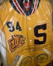 Supreme Tiger Varsity Jacket F/W 09 Gold Brand New Large Flawless 100% Authentic