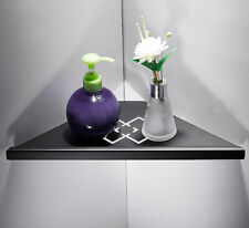 Bathroom Accessories Single Layer Holder Corner Storage Wall Hanger Shelf SUS304