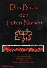 NECRONOMICON - Das Buch der Toten Namen - Robert Turner - KERSKEN-CANBAZ
