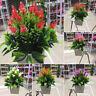Künstliche Blumen Im Topf Kunstblumen Kunstpflanzen Hochzeit Party Dekor