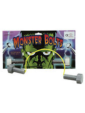 FRANKENSTEIN NECK BOLTS MONSTER HALLOWEEN FANCY DRESS