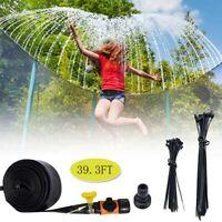 Trampoline Waterpark Sprinkler Best Outdoor Summer Toys For Kids Outside Hot UK