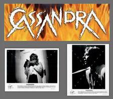"""Rare Press Publicity Photo 8x10 """"Cassandra"""" (1987) Shane Briant, Briony Behets"""