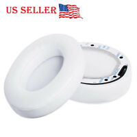 2 pcs Ear Pads Cushion Replacement for for Beats Studio 2.0 3.0 Headphones white