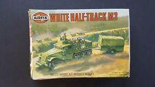 AIRFIX WHITE HALF-TRACK M3  61313-8  #H0/00 1979-  UNBUILT COMPLETE