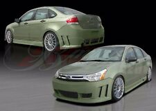 2008-2010 FORD FOCUS MAX STYLE FULL BODY KIT BY AIT RACING FRONT,REAR,SIDESKIRTS