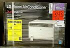 LG 9500 BTU 115-Volt Dual Inverter Smart Window Air Conditioner LW1019IVSM photo