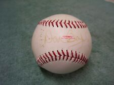 Don Buford Autographed Baseball, Baltimore Orioles and Rochester Red Wings 1994