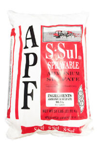 Ammonium Sulfate - 51 pound bag, APF