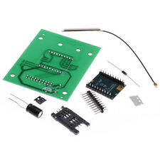 DIY GSM GPRS SIM 900 MHz Service Adapter Card SMS Module Kit For Arduino Remote