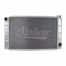 "NORTHERN 209620 GM CHEVY MOPAR RACE PRO ALUMINUM RADIATOR 16""x28""  LOW PROFILE"