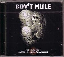 2 CD (NEU!) GOV'T MULE - Best of Capricorn Years & Rarities (Warren Haynes mkmbh