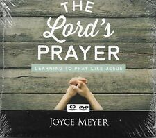 THE LORD'S PRAYER    1 CD, 1 DVD  & Booklet    Joyce Meyer