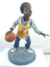 Duncan Royale Ebony Collection A Little Magic Basketball Figure
