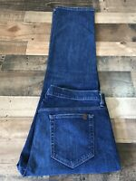 Joes Jeans Mens The Classic Dark Wash Stretch Straight Leg Denim Size 39x35