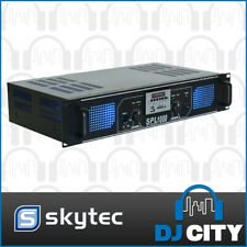 Skytec SPL300VHFMP3 Power Amplifier - Black