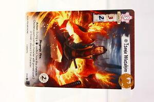 Legend of the Five Rings LCG Isawa Masahiro Phoenix Clan Promo (U-B3S2 231004)