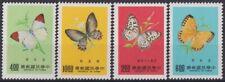 F-EX19907 CHINA TAIPEI TAIWAN MNH 1977 BUTTERFLIES MARIPOSAS PAPILLON.