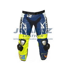 Motorbike Motorcycle Valentino Rossi Racing Yamaha Motogp 2013 Leather Pant