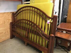 Country Cottage  Windsor Bob Timberlake Lexington Furniture King Bed Romantic