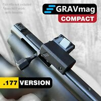 .177 GRAVmag Compact Magazine for Crosman 2240 2250 Ratcatcher Steel Breech