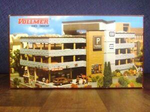 Vollmer HO Layout Kit 3802 - City Car Park