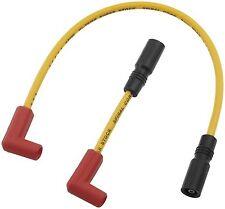 Accel S/S Ferro-Spiral Core Spark Plug Wire  Yellow 171097-Y*