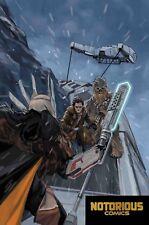 Star Wars Solo Adaptation #2 Marvel Comics 1st Print Excelsior Bin