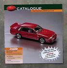 TRAX CATALOGUE 2000 diecast 1/43 model brochure VL SS GROUP A TORANA SLR FALCON