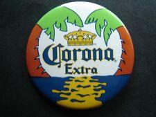 "Corona Extra Beer Advertising Pin 2 1/2"" in Diameter"