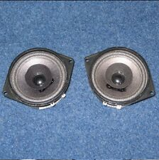 """Phase Linier Graphite PL 1352  3 1/2"""" High End Speakers"""