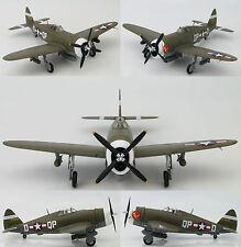 Hobby Master HA8450B P-47D USAAF Col Steve Pisanos Non-Signed Edition 334th FS