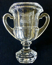 Tiffany & Co. 1999 Winston Cup Series Writers Crystal Trophy