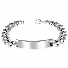 Urban Male Men's Identity Bracelets