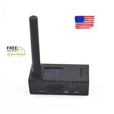 MMDVM Hotspot Support P25 DMR YSF+Raspberry Pi Zero+OLED+Antenna+Case+4G Card