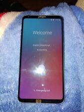 LG V30 Thin Q 64GB Quad DAC Moroccan Blue Mint Condition (Unlocked) Smartphone