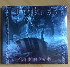 "Album Frakass ""Le sang perdu"" digipack emballé"
