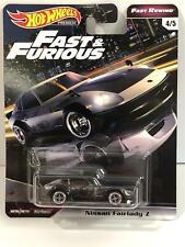 Hot Wheels Fast and Furious vera Piloti Nissan Fairlady Z Ghh18