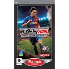 PES 2009 pour PSP -Jeu neuf sous blister, en français.