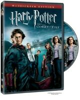 Harry Potter and the Goblet of Fire (Single-Disc Widescreen Edition) -  EACH DVD