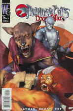 ThunderCats: Dogs of War #5A VG; WildStorm   low grade comic - save on shipping